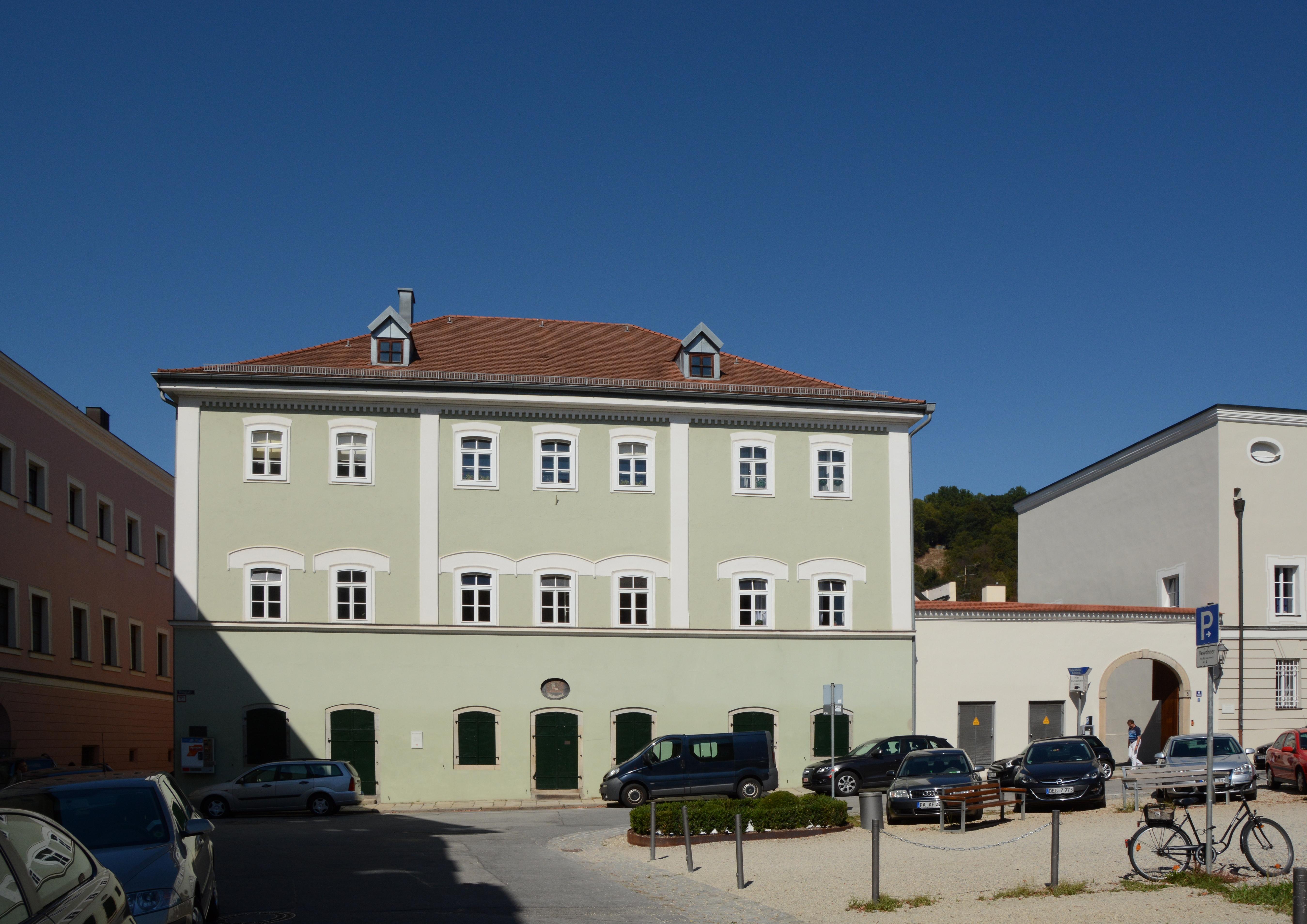 Fileluragogasse 5 Passau Cjpg Wikimedia Commons