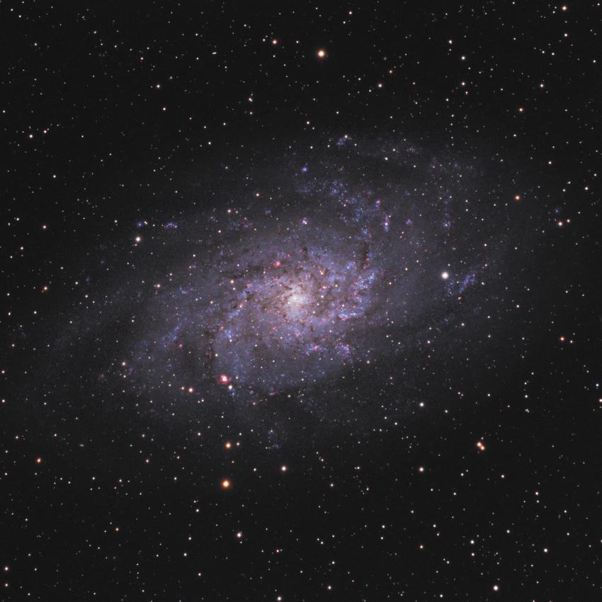 List of Triangulum's suspected satellite galaxies - Wikipedia