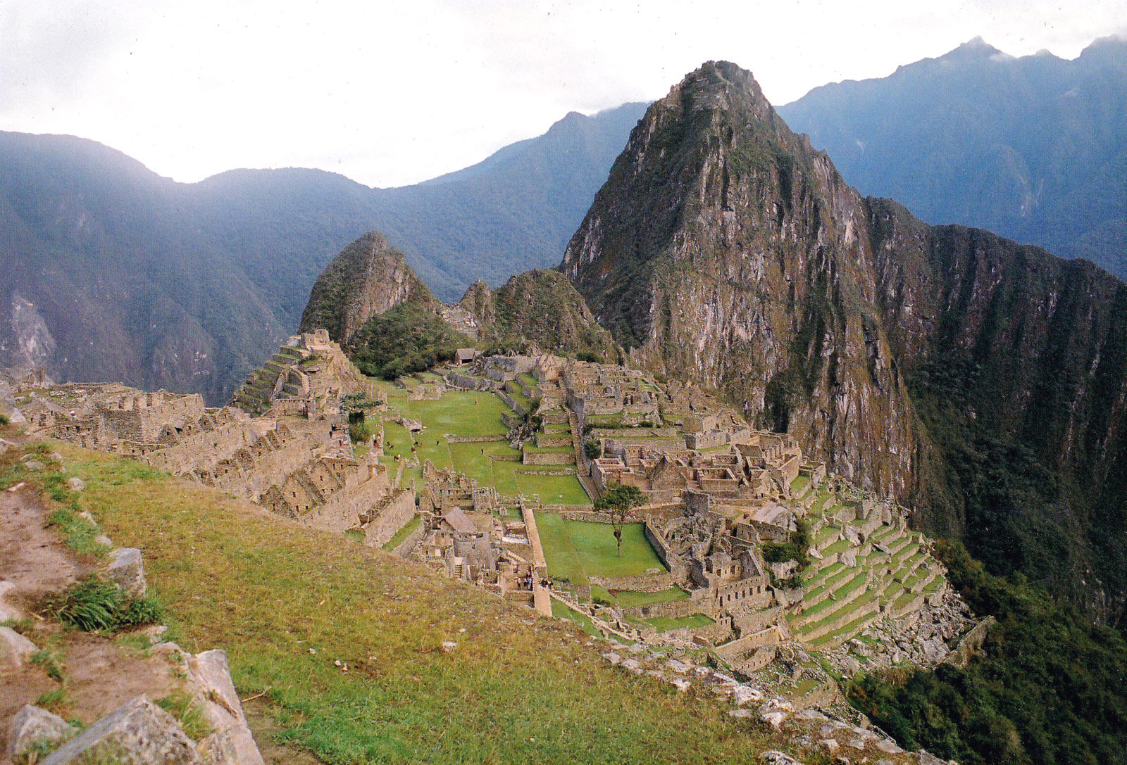 an analysis of machu picchu examined Nestled atop a mountain ridge in peru, the 15th-century inca city of machu picchu had sat largely forgotten for centuries—until archaeologist hiram bingham began excavations of the ruins 105.