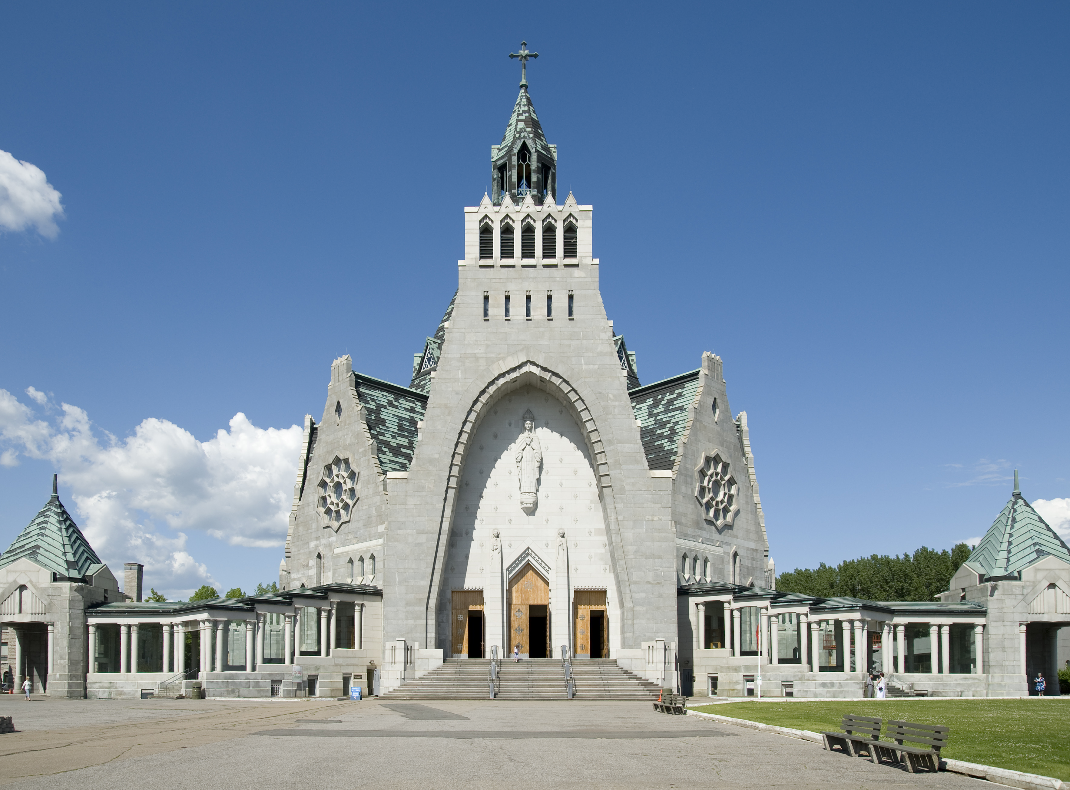 23 May – Rosary for the end to the pandemic from the Shrine of Our Lady of the Cape, Canada