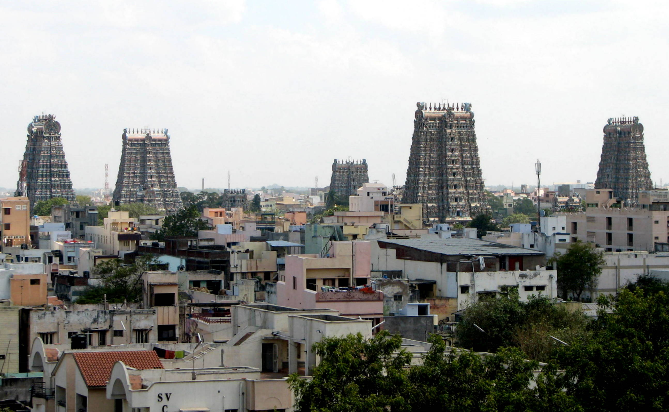 Madurai India  City pictures : Madurai, India Wikimedia Commons