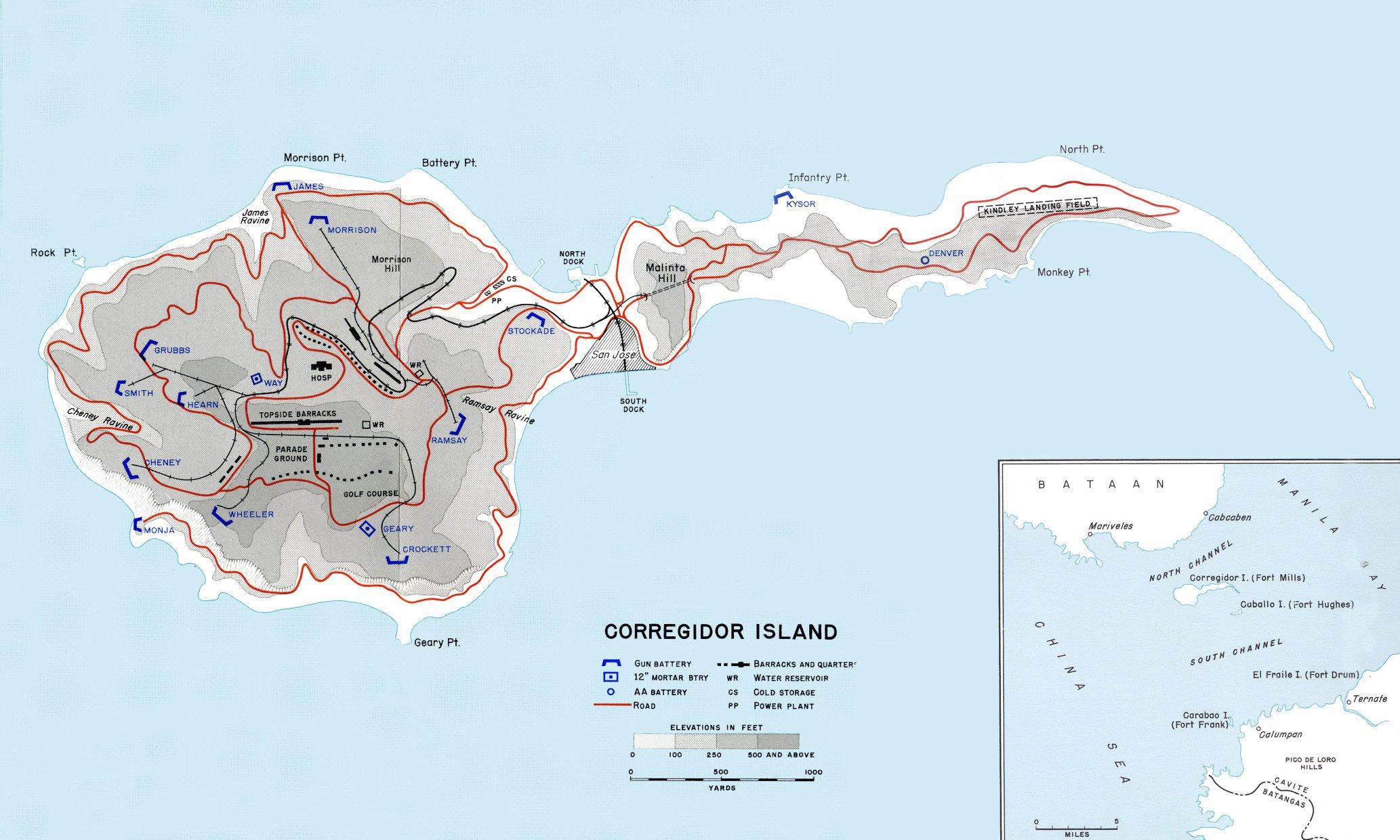 Corregidor - Wikipedia