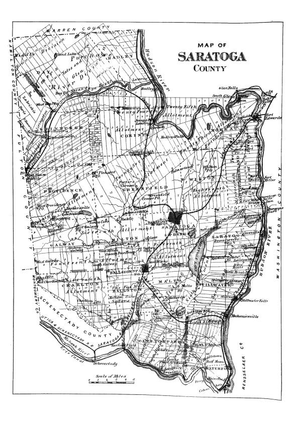 File:Map of Saratoga County showing original land grants.