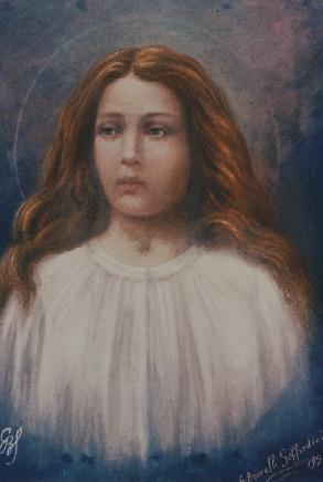 St. Maria Goretti (painting 1929)