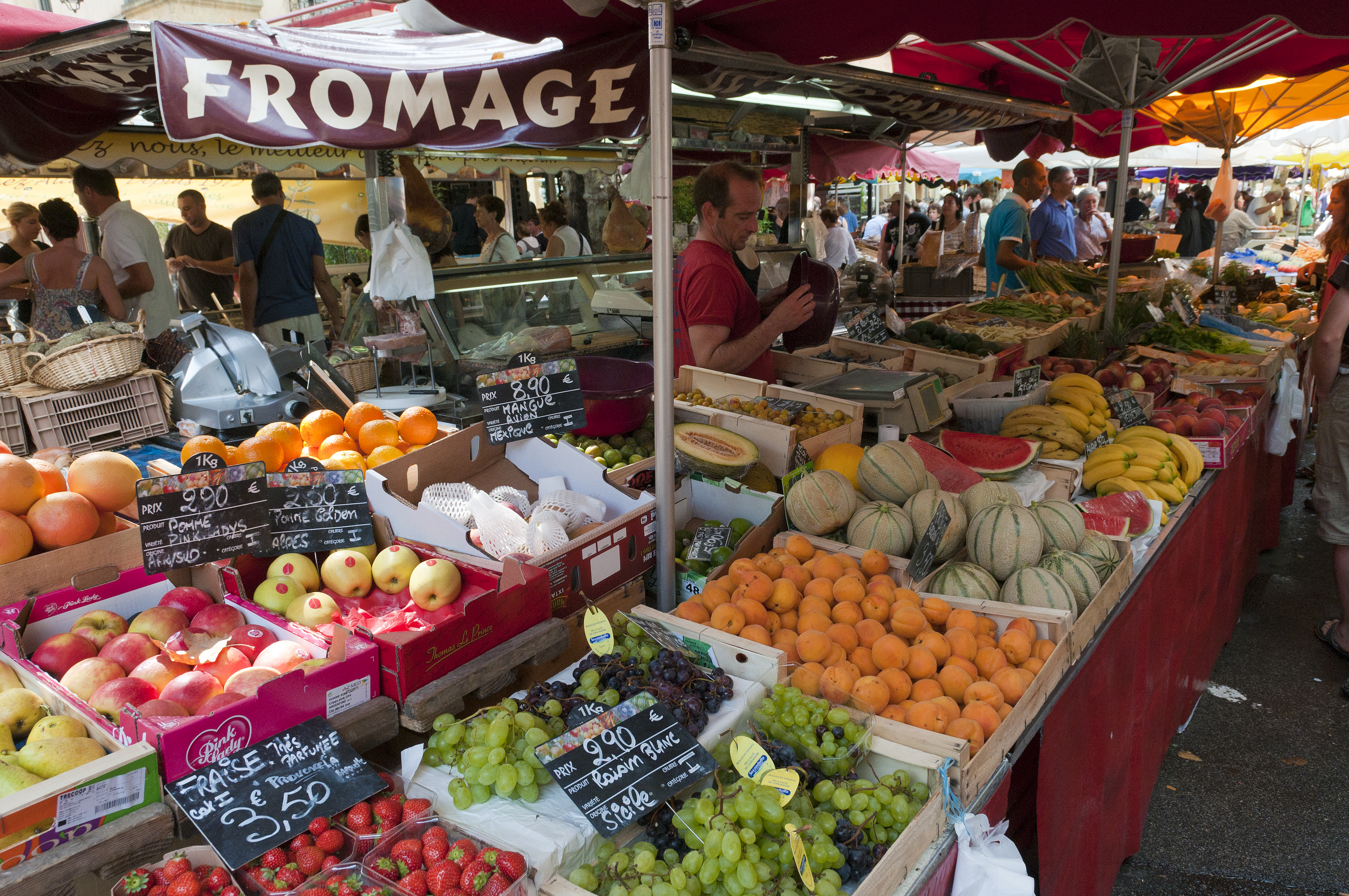 Who Foods Market Stocks