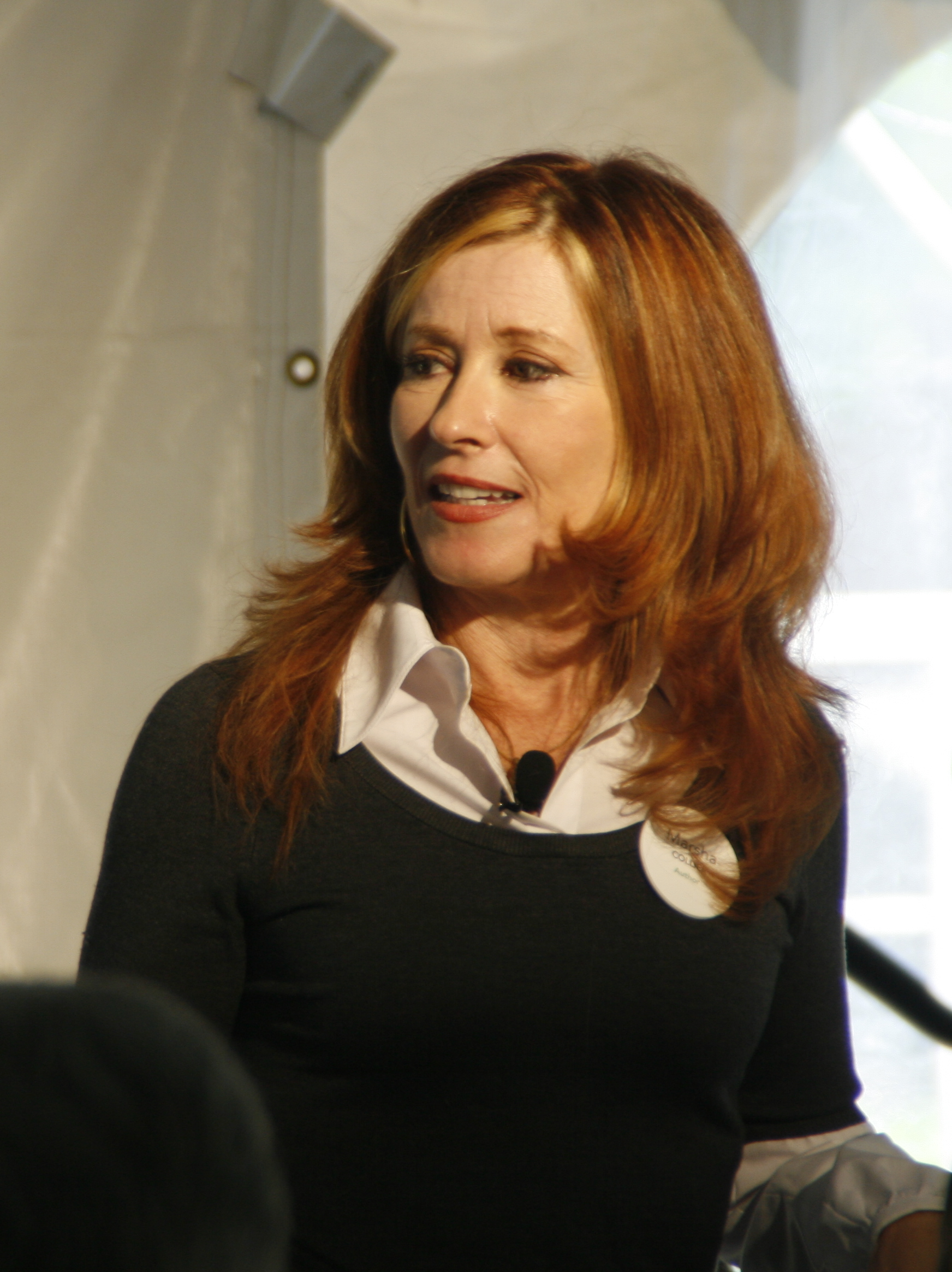 Marsha Collier at iCitizen in March 2008
