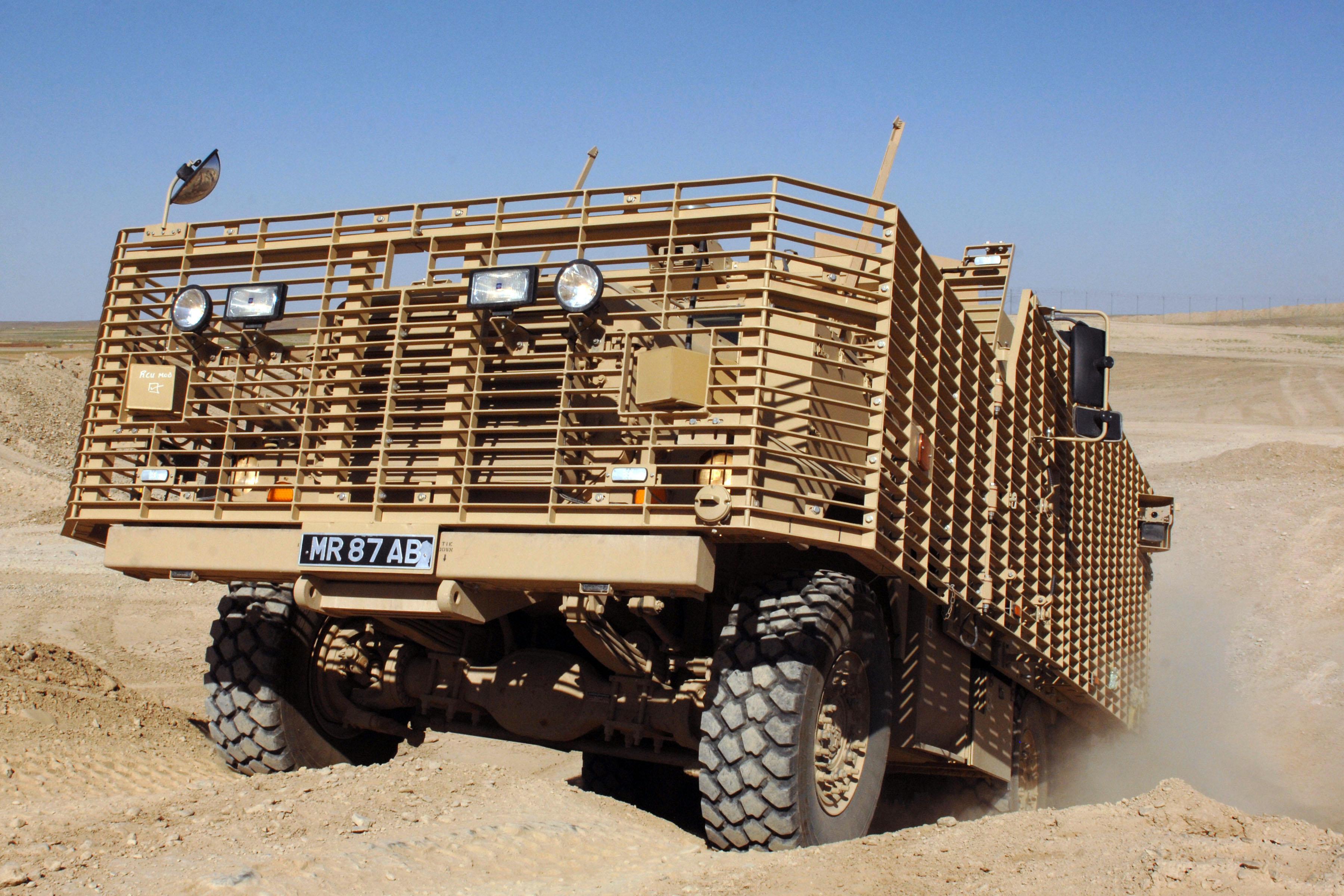 Cougar (vehicle) - Wikipedia