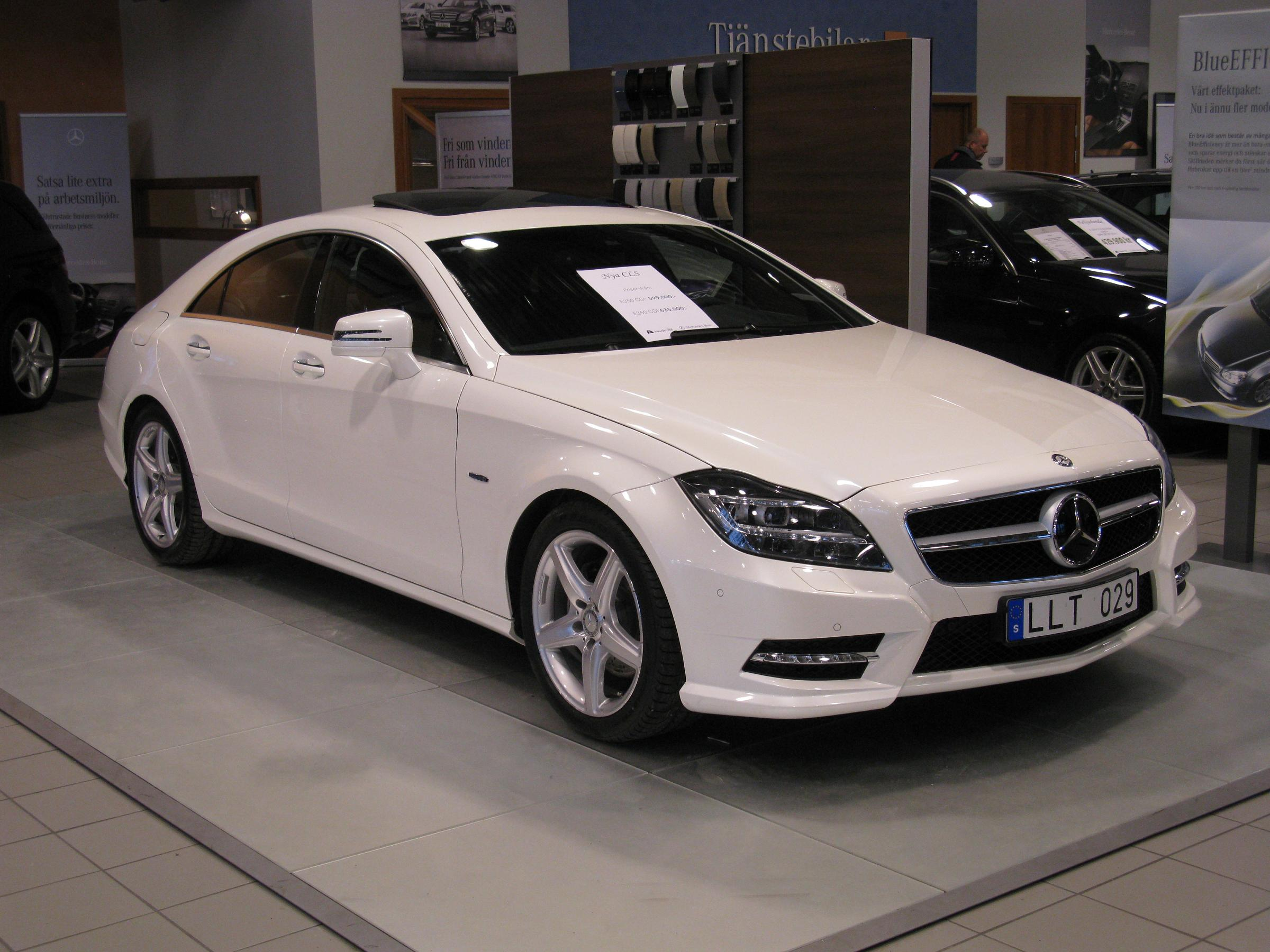 Betere File:Mercedes-Benz CLS 350 CDi (5402285058).jpg - Wikimedia Commons GS-32