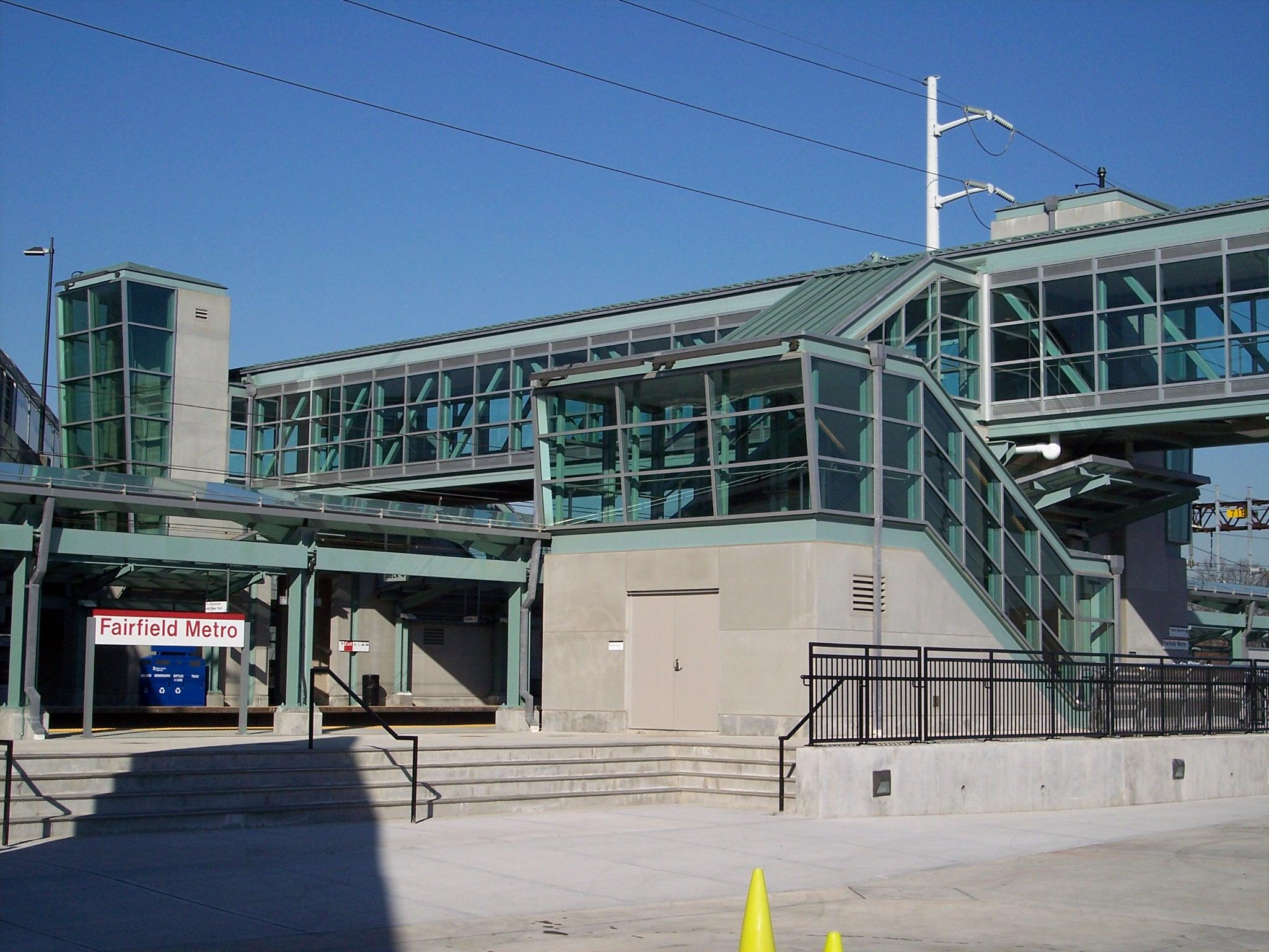 Metro North Train Schedule Fairfield