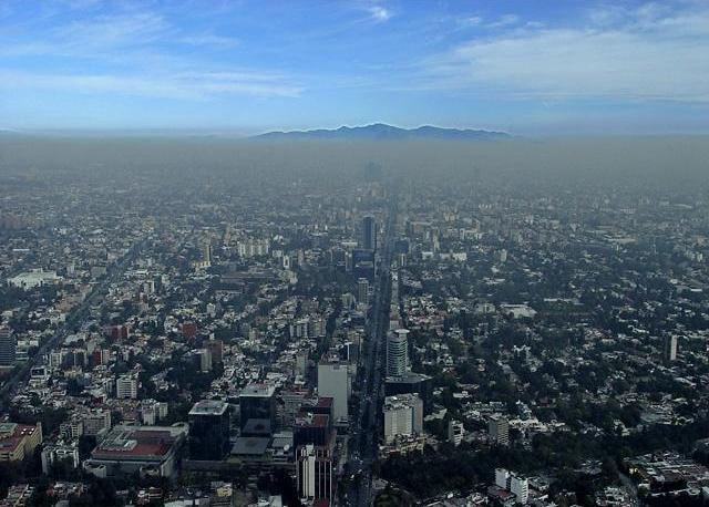 En 2008 la población urbana mundial alcanzó el 50% (Imagen: wikipedia.org)