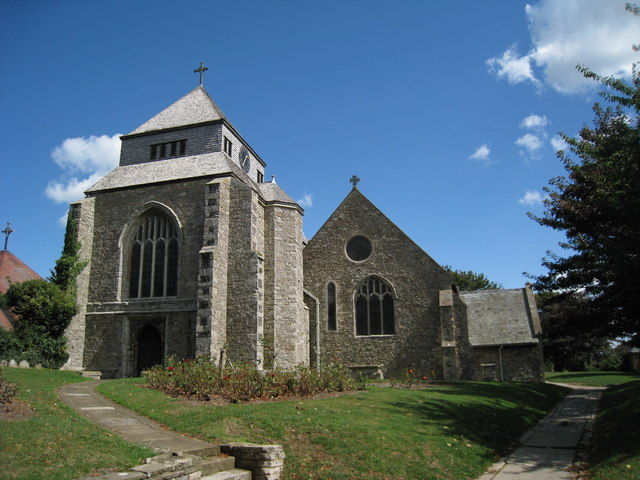 Minster Abbey, Minster, Isle-Of-Sheppey, Kent - geograph.org.uk - 927616
