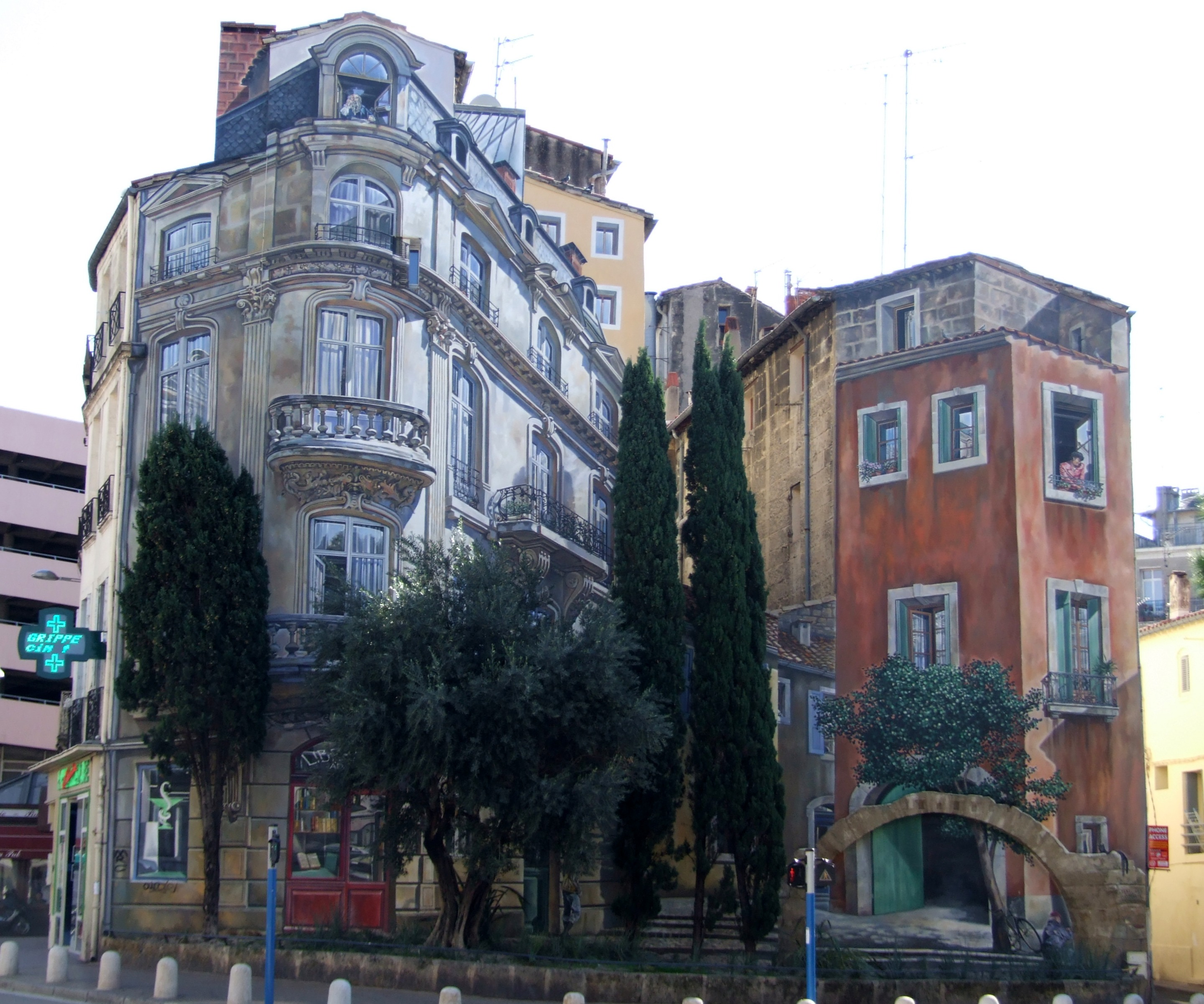 File:Montpellier - fresque murale.jpg - Wikimedia Commons