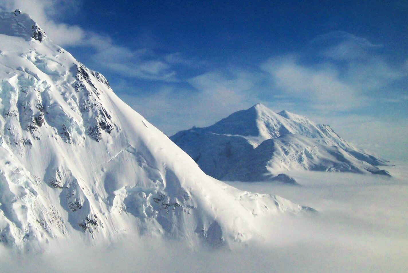 how tall is mount foraker