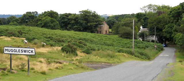 Muggleswick Village - geograph.org.uk - 32048