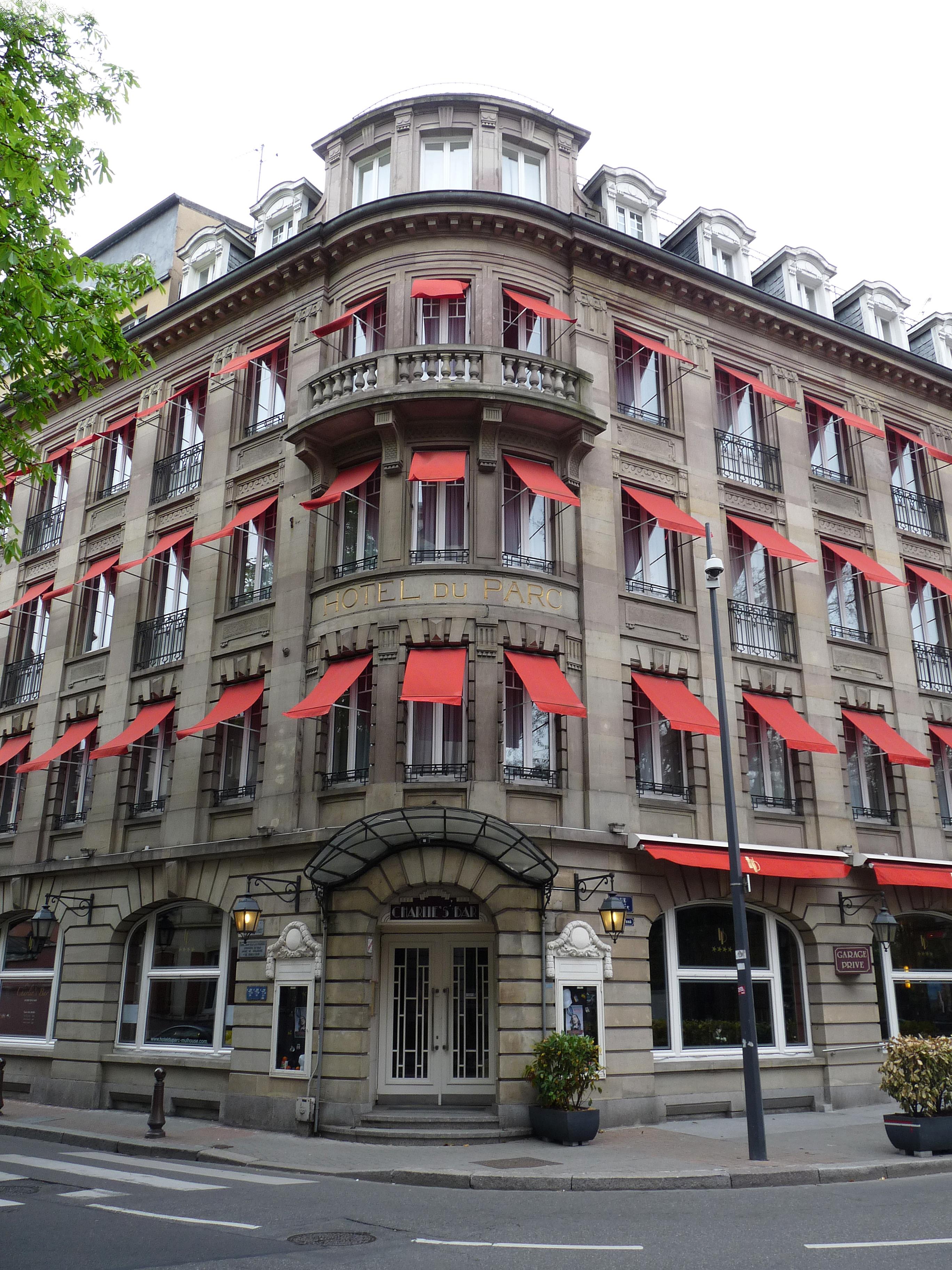 Hotel Du Parc Ile De La Jatte