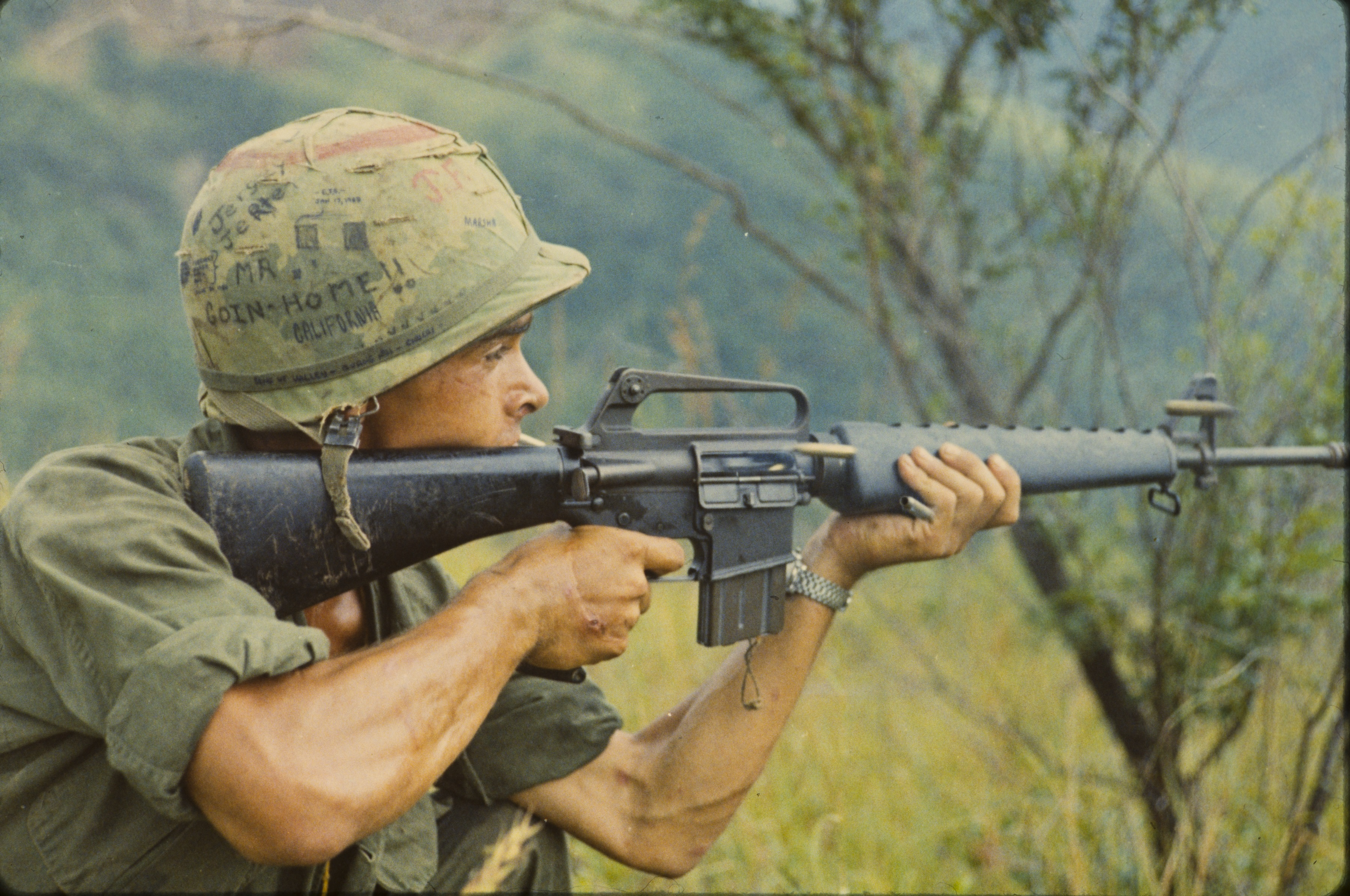 What Happened with the M16 in Vietnam