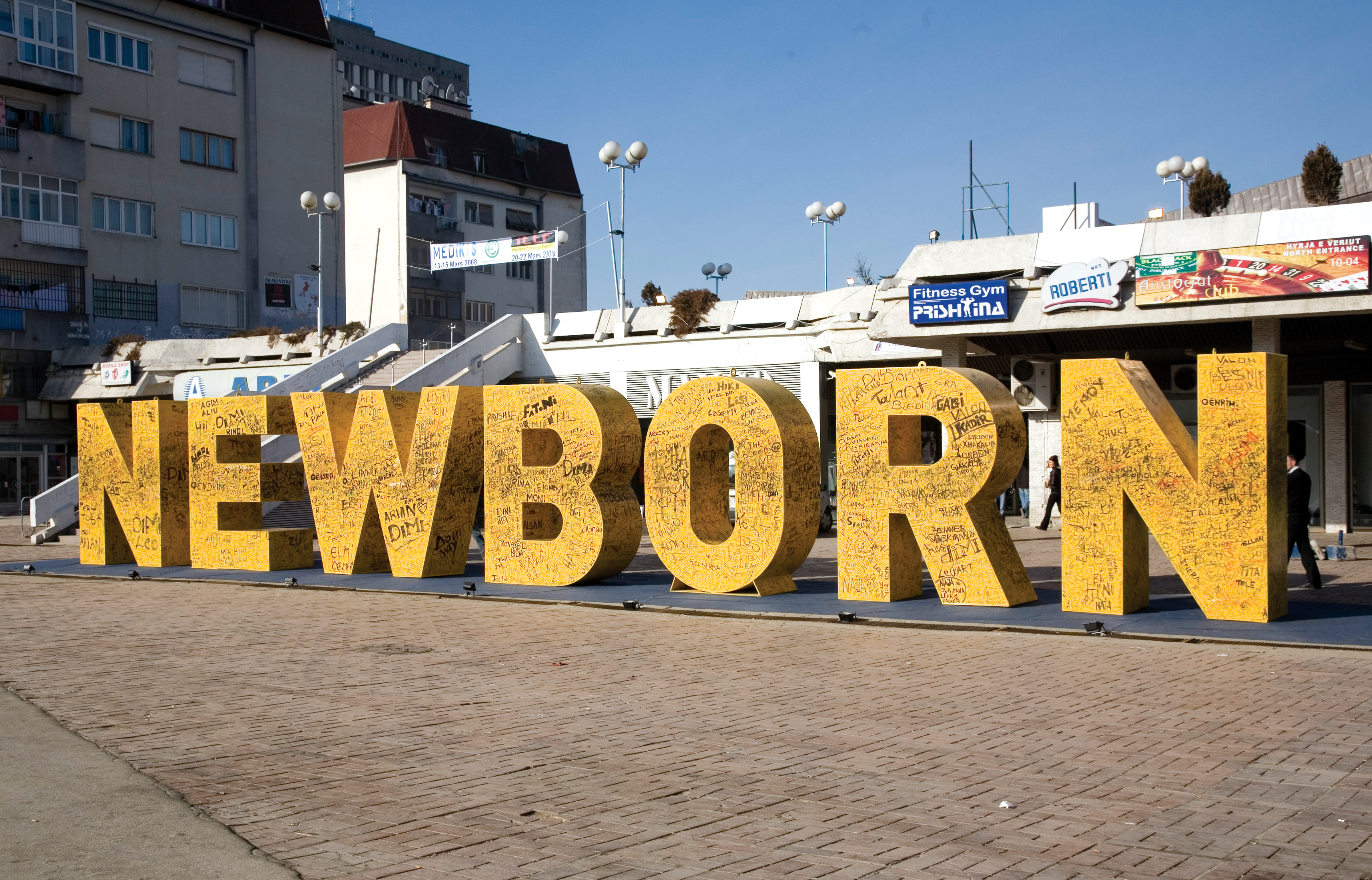Image result for kosovo new born