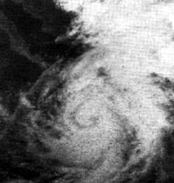 Hurricane Naomi Category 1 Pacific hurricane in 1968
