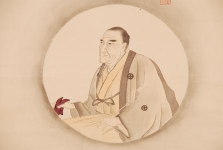島津斉宣肖像画