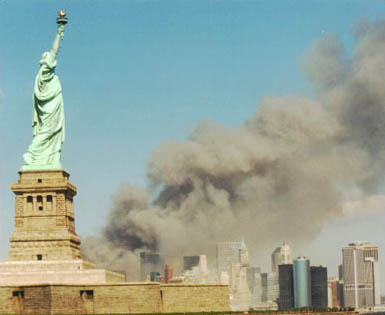 File:National Park Service 9-11 Statue of Liberty and WTC.jpg