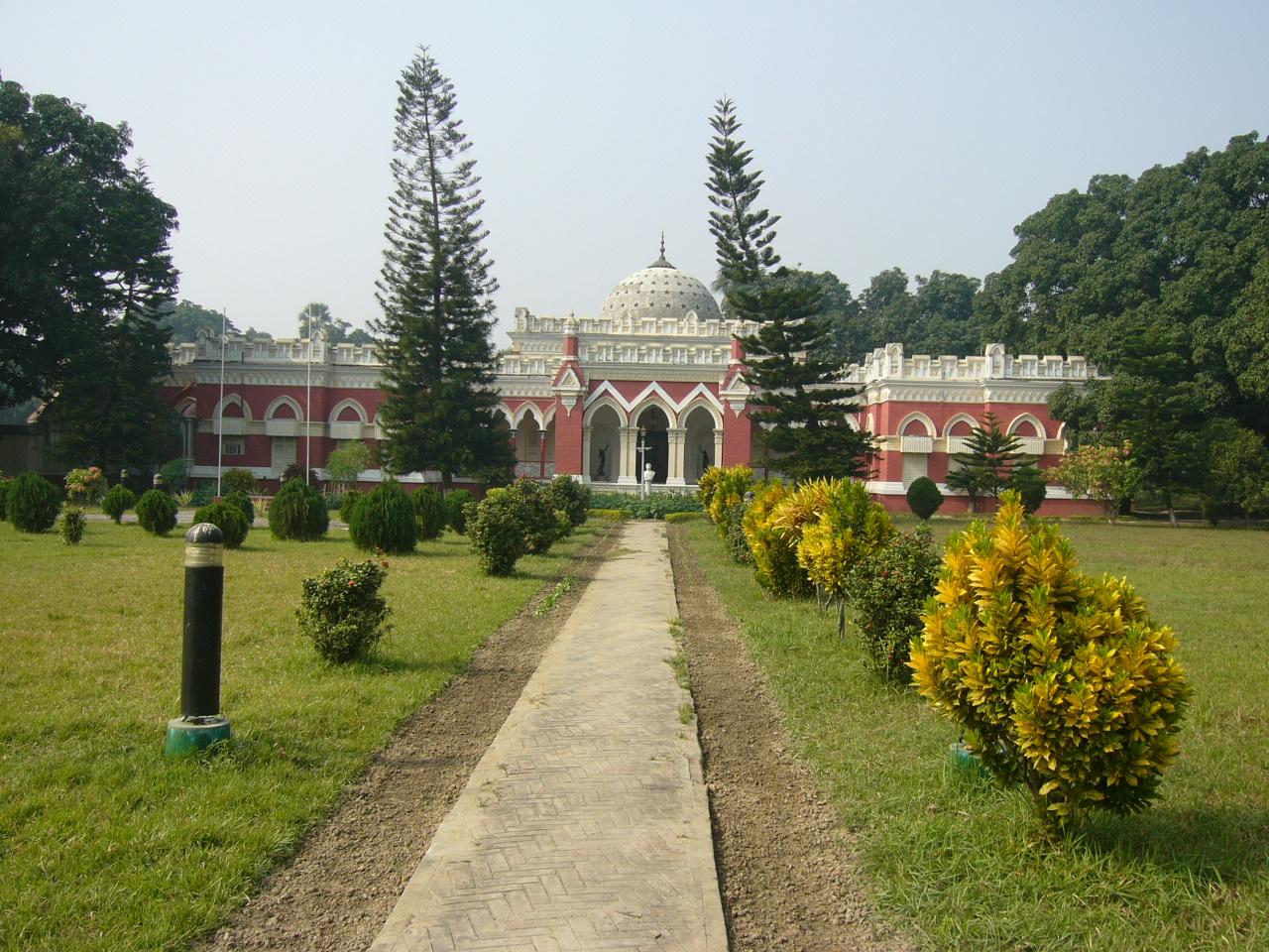 File natore uttara ganobhaban1 prime minister 39 s residence for Bangladeshi house image
