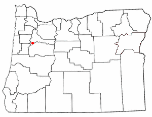 Loko di Jefferson, Oregon