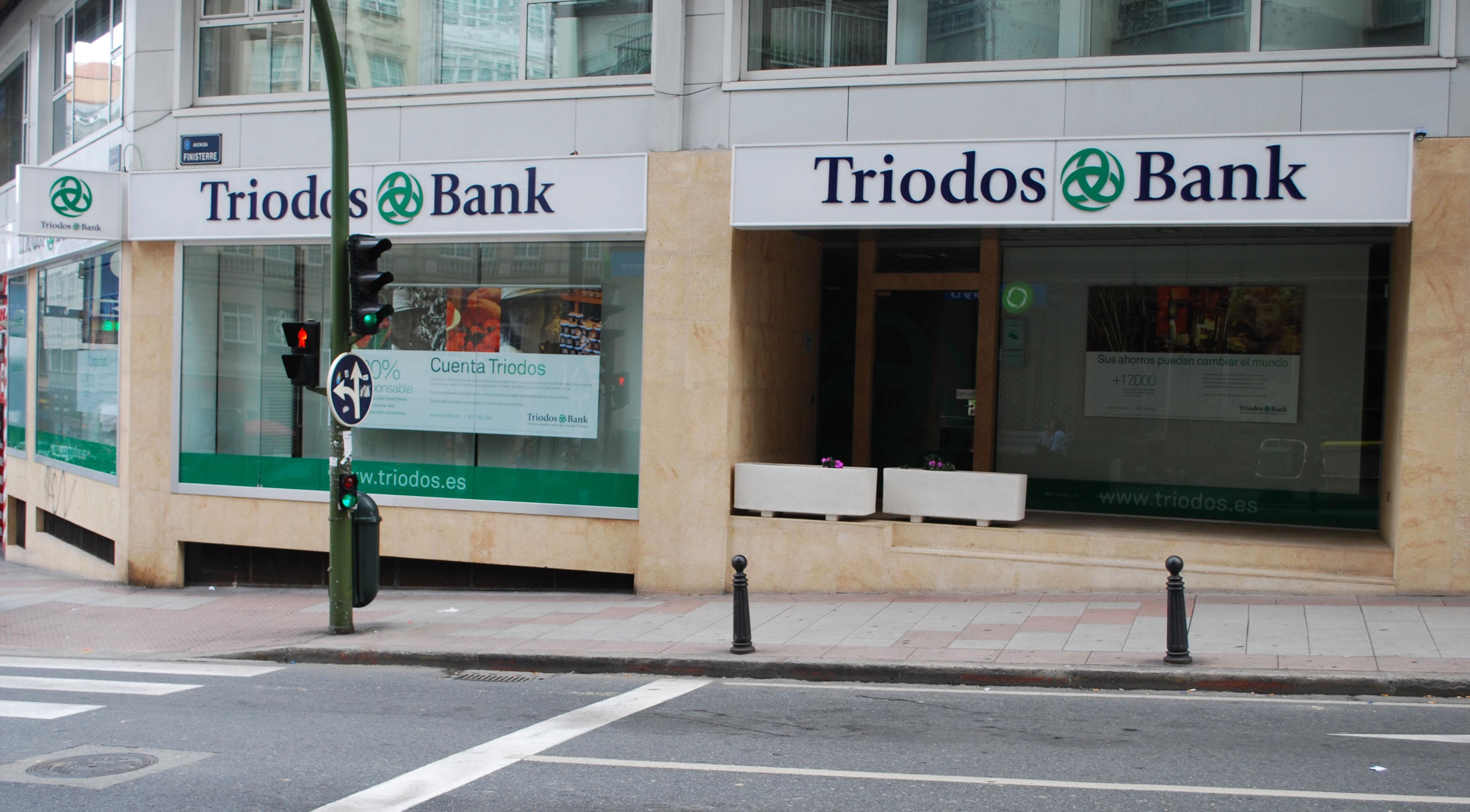 File oficina triodos bank a coru a galiza spain for Oficina triodos madrid