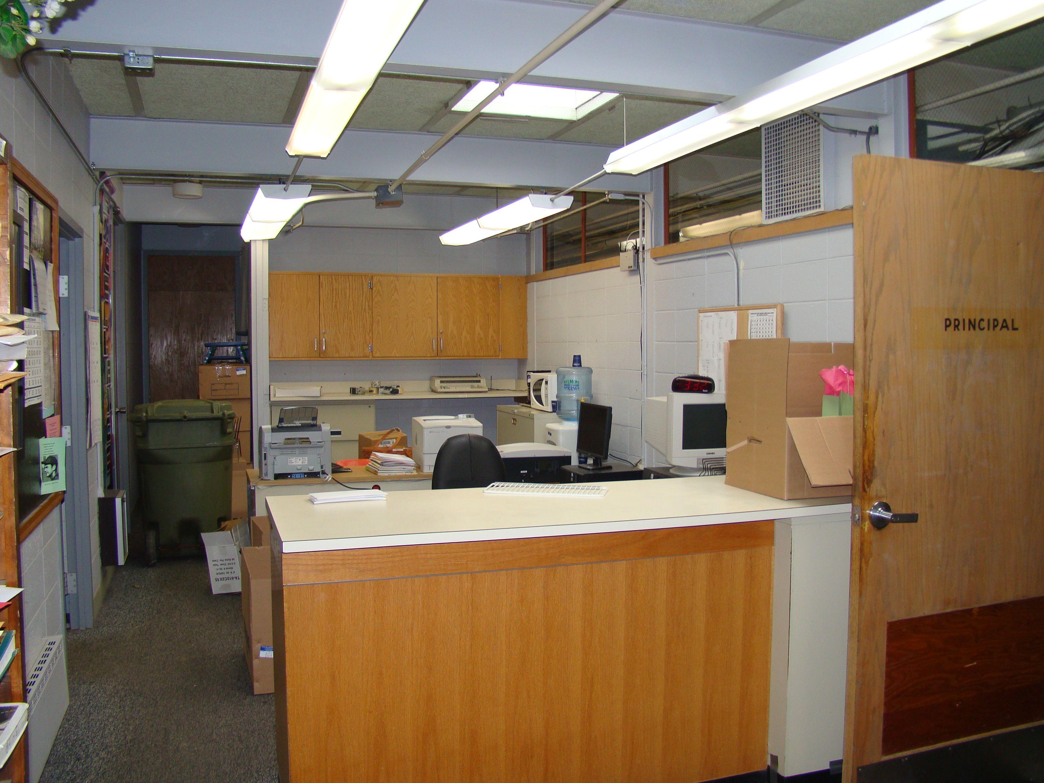 School Principal Office Interior Design Just B Cause