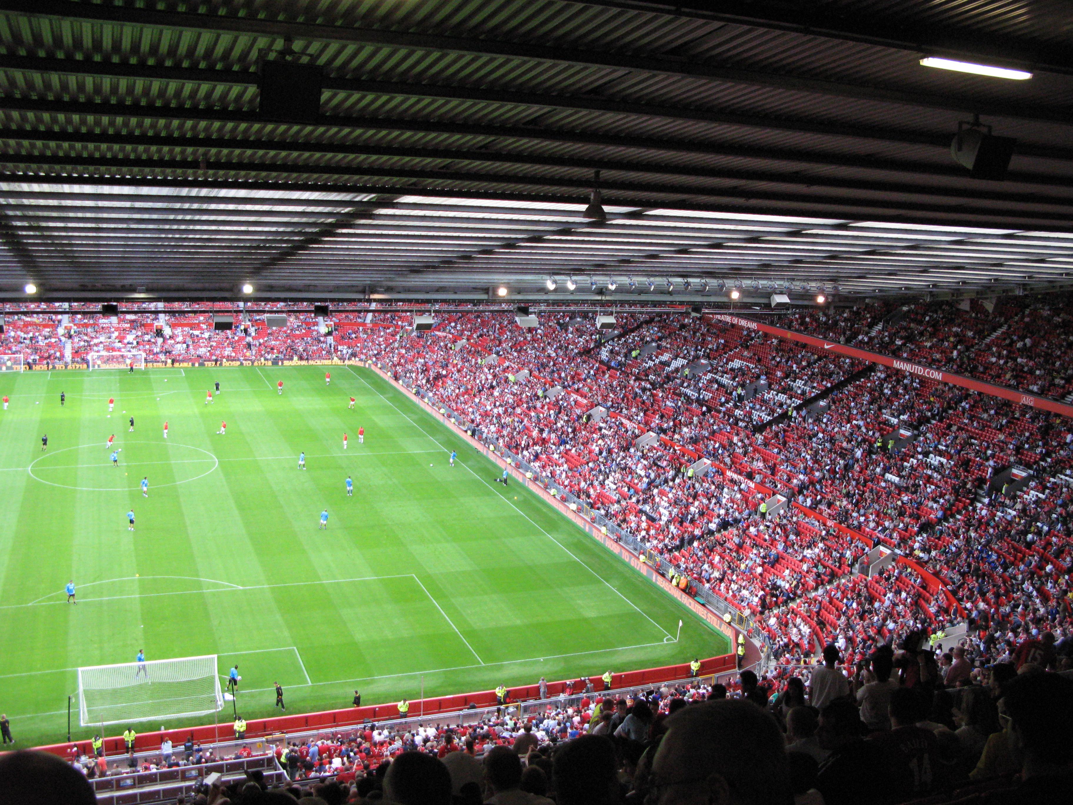Stadio Manchester