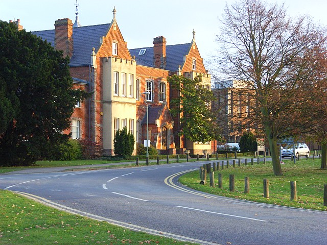 Old Whiteknights House, Reading University - geograph.org.uk - 612019