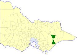 Shire of Avon Local government area in Victoria, Australia