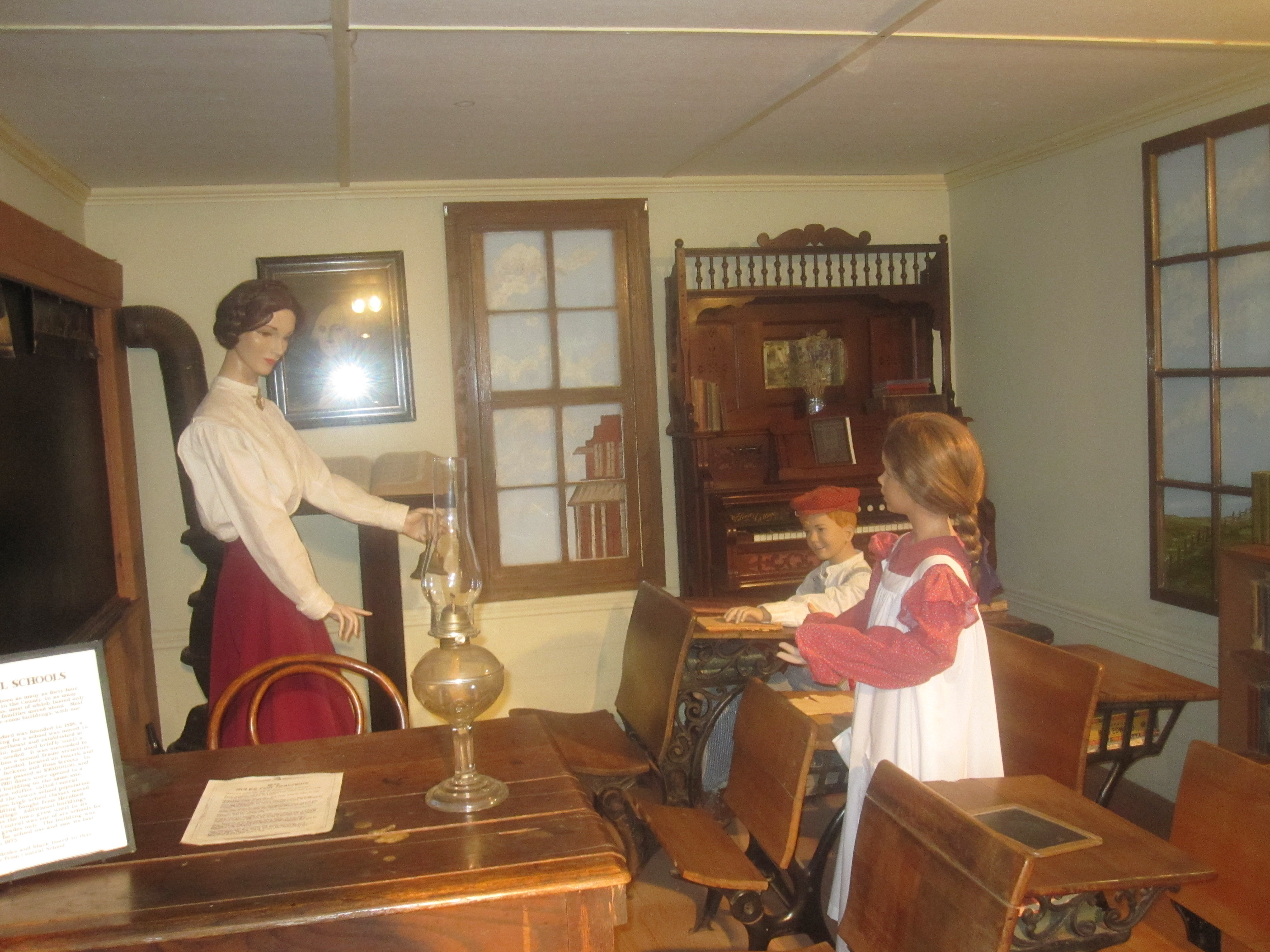 File One Room School Deaf Smith County Tx Museum Img
