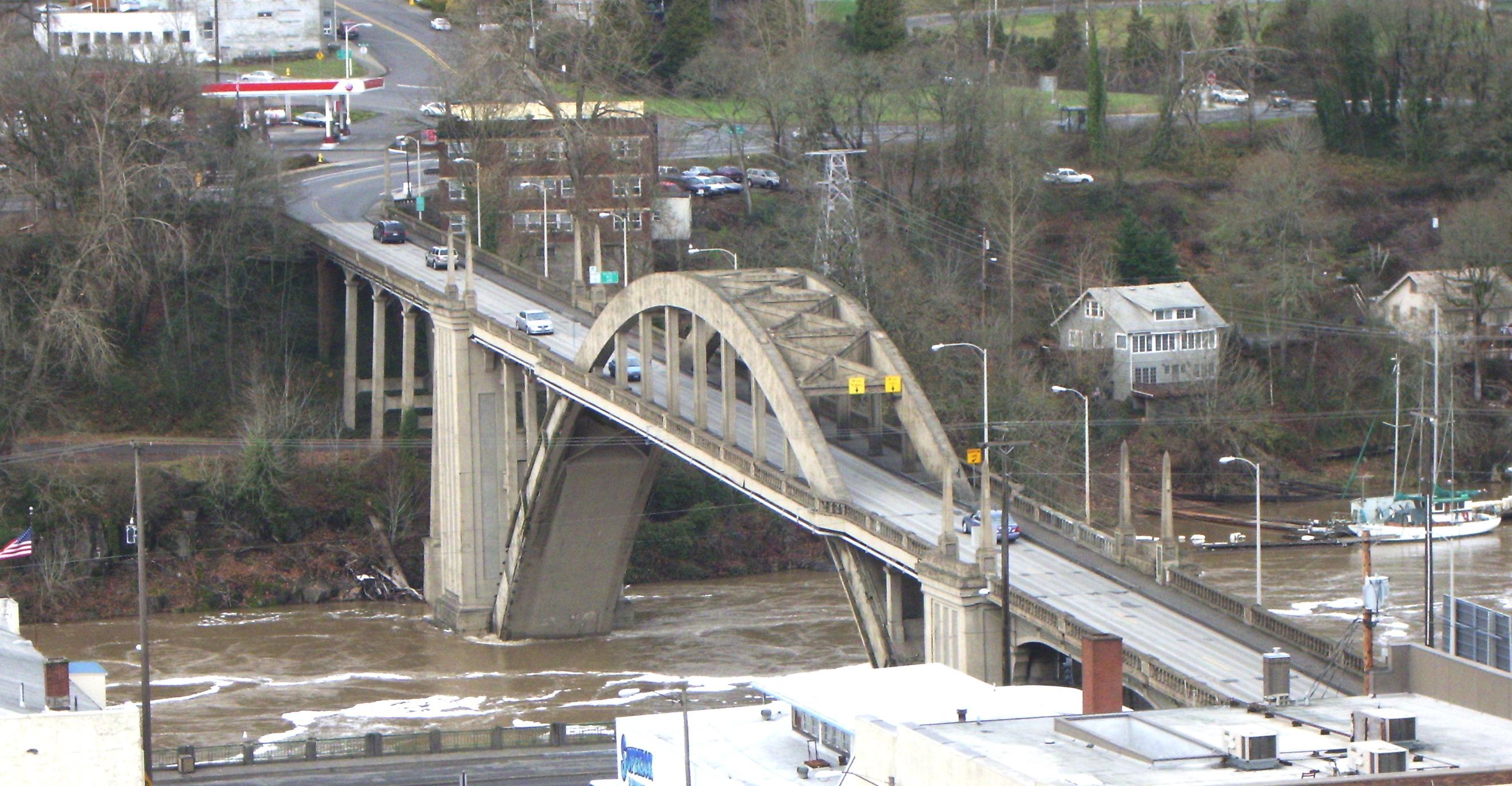 Oregon City Bridge Wikiwand