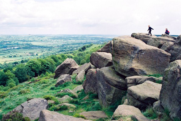 Otley Chevin - geograph.org.uk - 846761