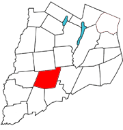 Laurens (town), New York Town in New York, United States