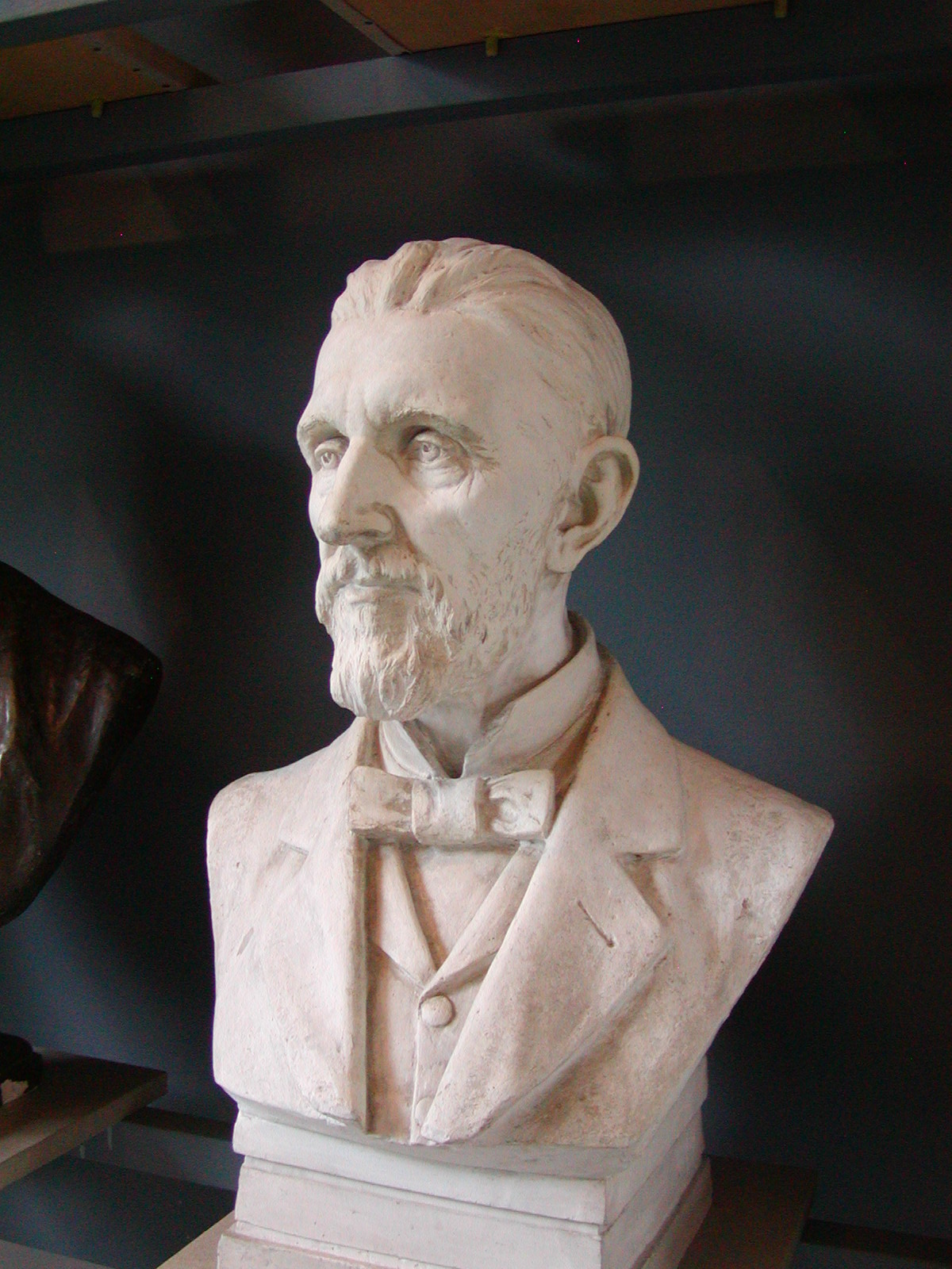 Bust of Otto Donner by [[Walter Runeberg