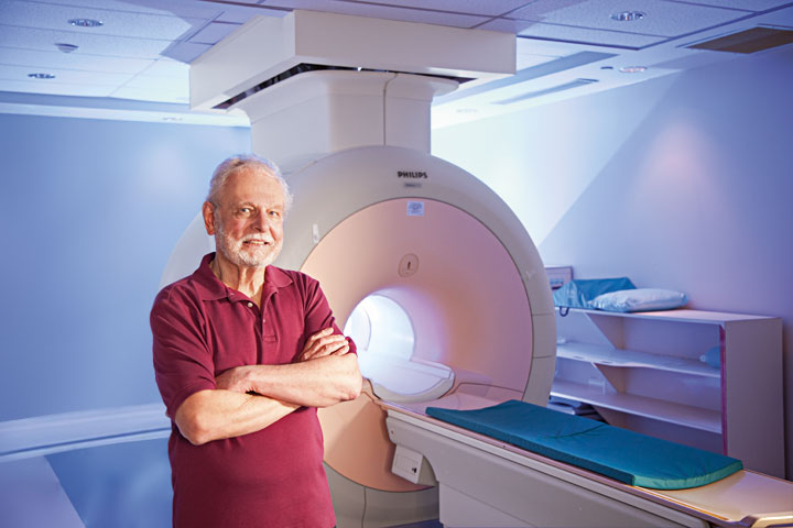 resonancia magnética próstata multiparamétrica parmak