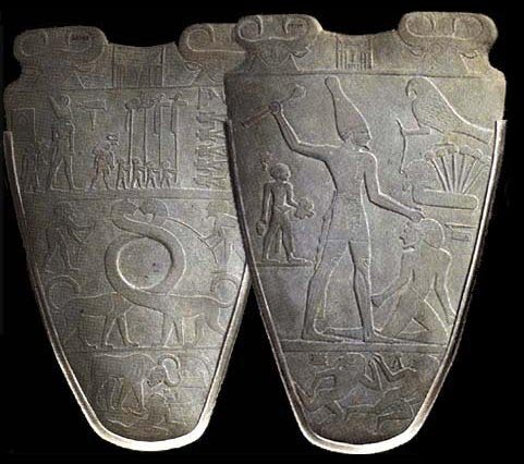 http://upload.wikimedia.org/wikipedia/commons/2/2f/Palette_de_Narmer.jpg