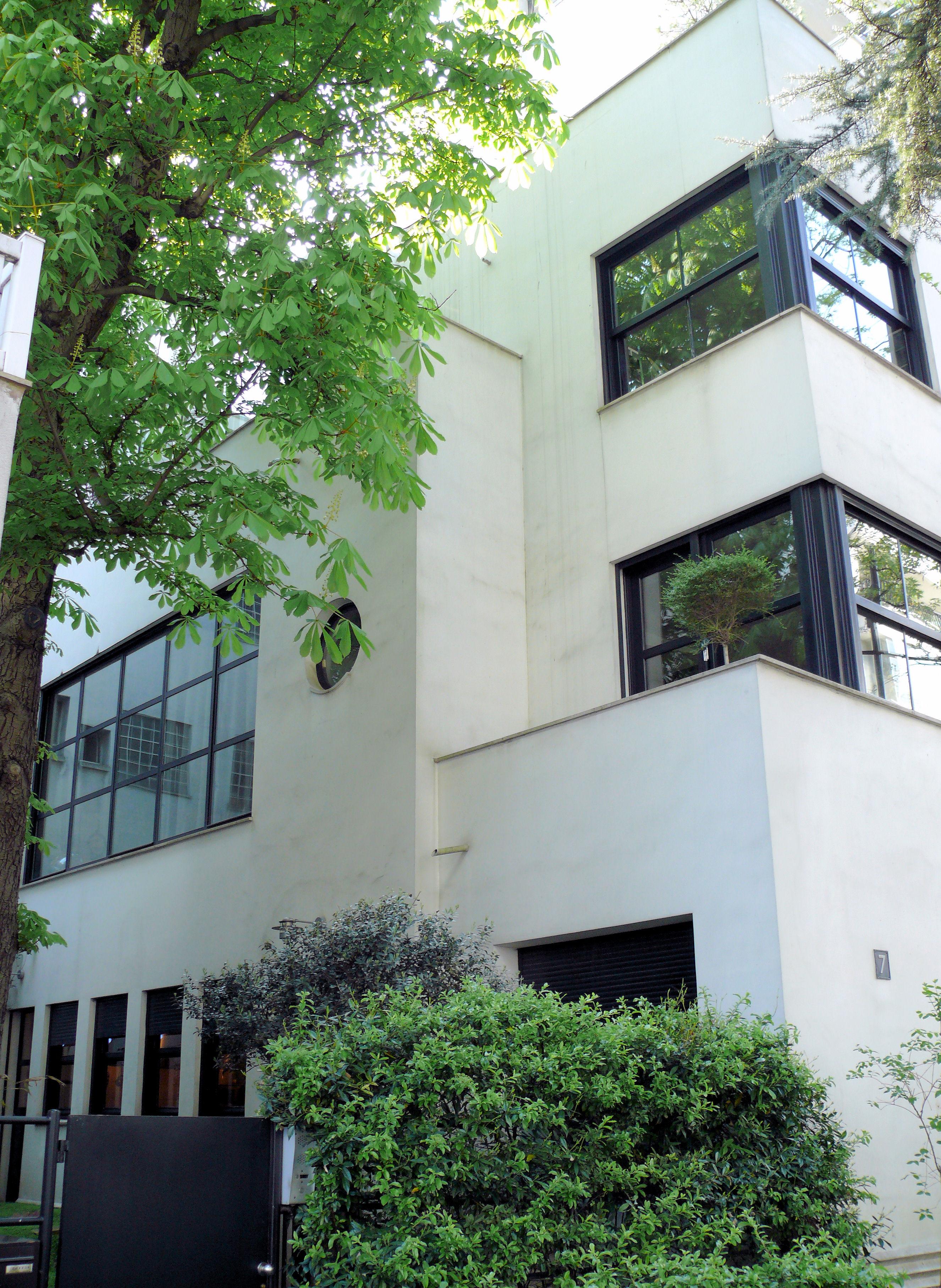 Très File:Paris 16 - Maison 7 rue Mallet-Stevens -1.JPG - Wikimedia Commons NL26