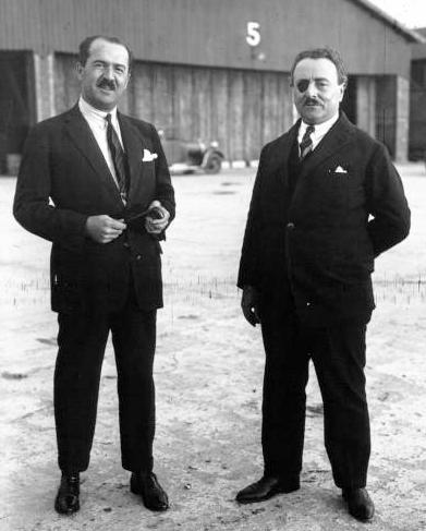 Paul Tarascon, François Coli, 1925