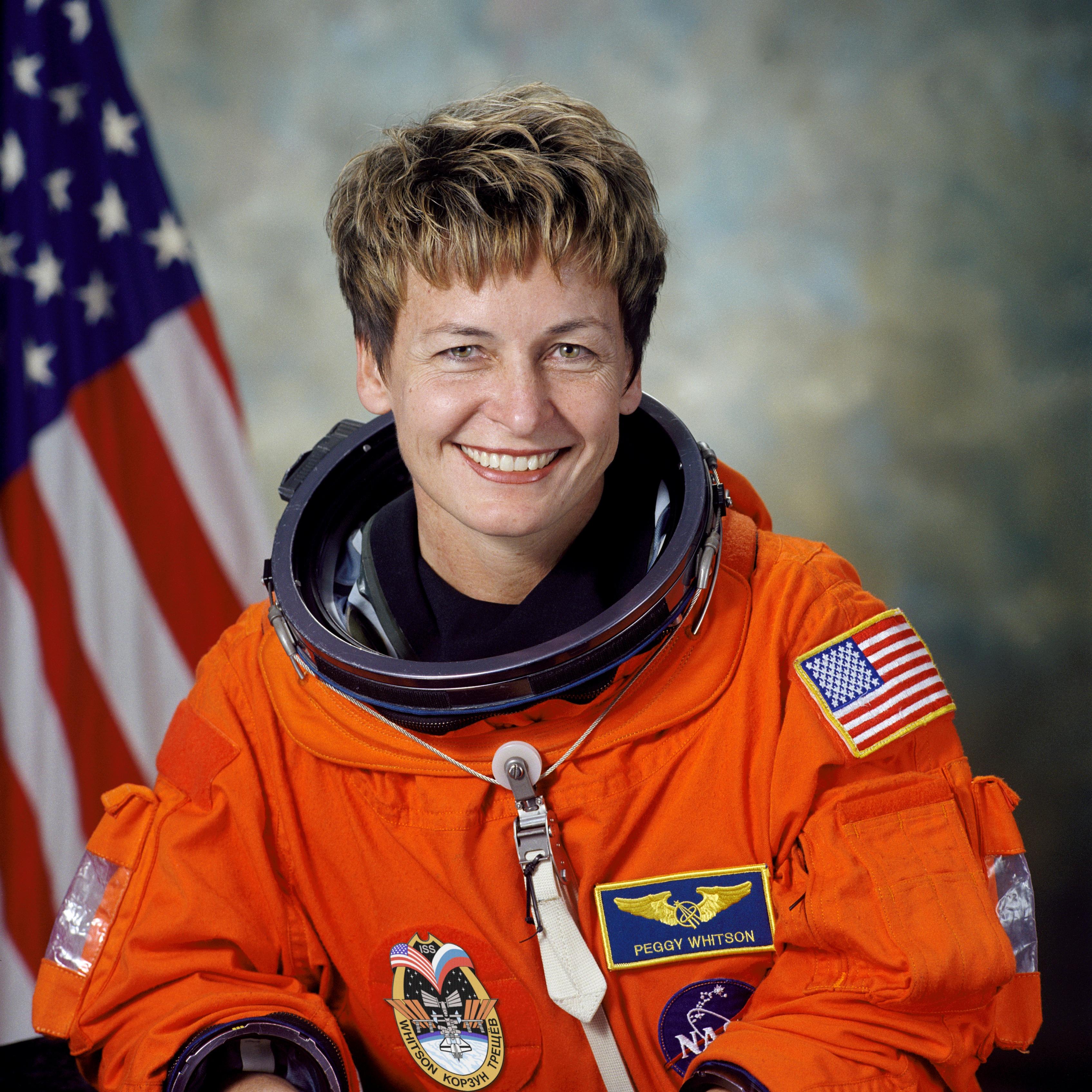 Peggy Whitson - Wikipedia
