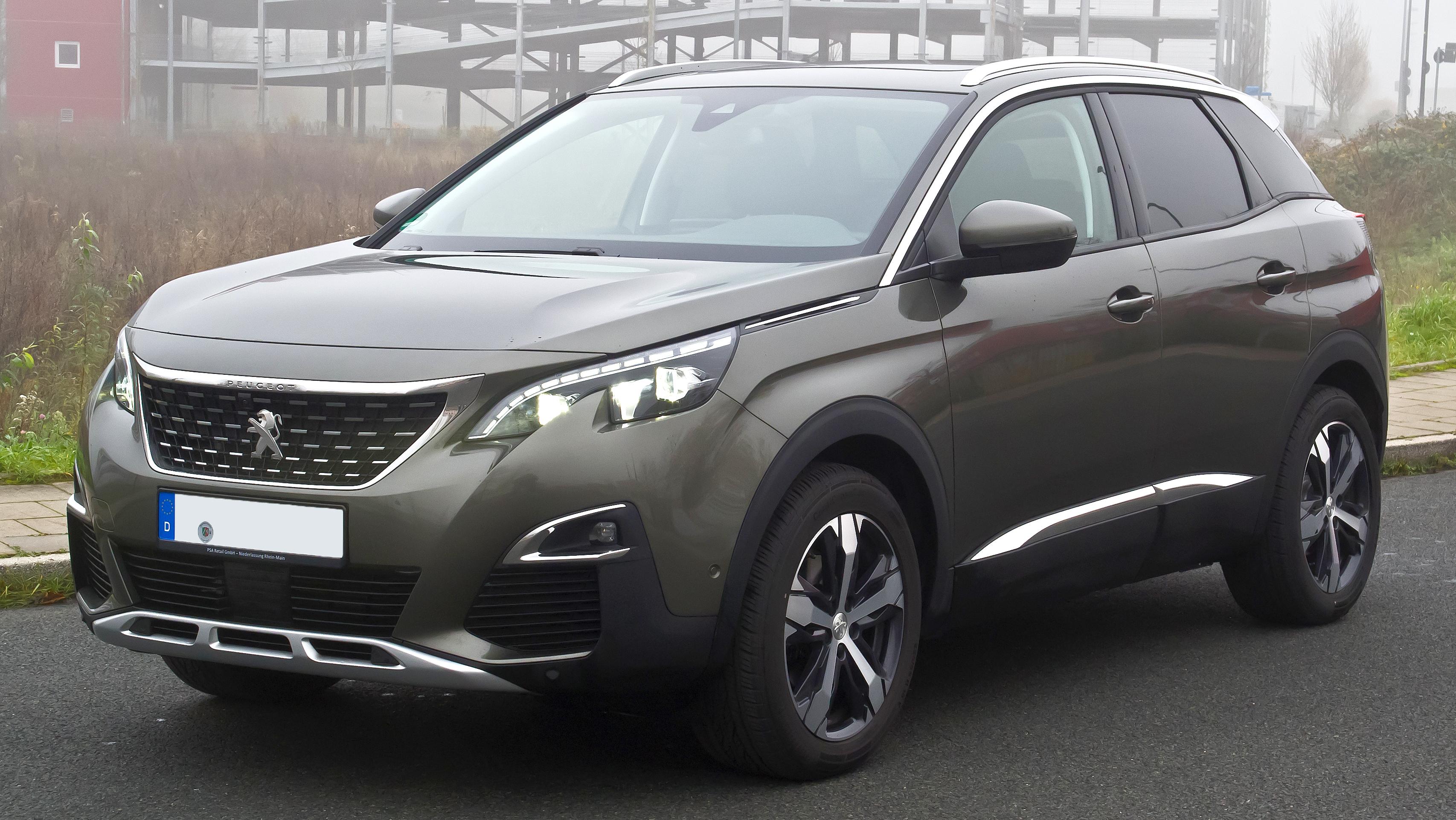Peugeot 3008 Wikipedia