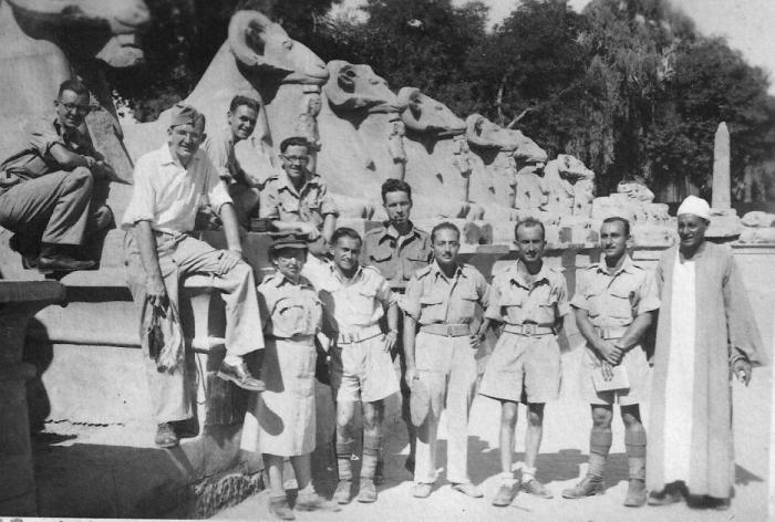 הבריגדה היהודית במצרים