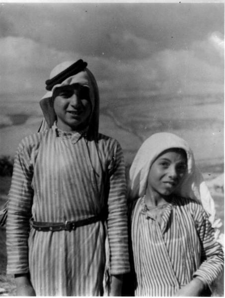 ילדי האריסים הערביים
