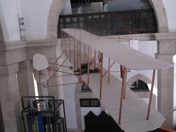 דגם המטוס הממונע הראשון