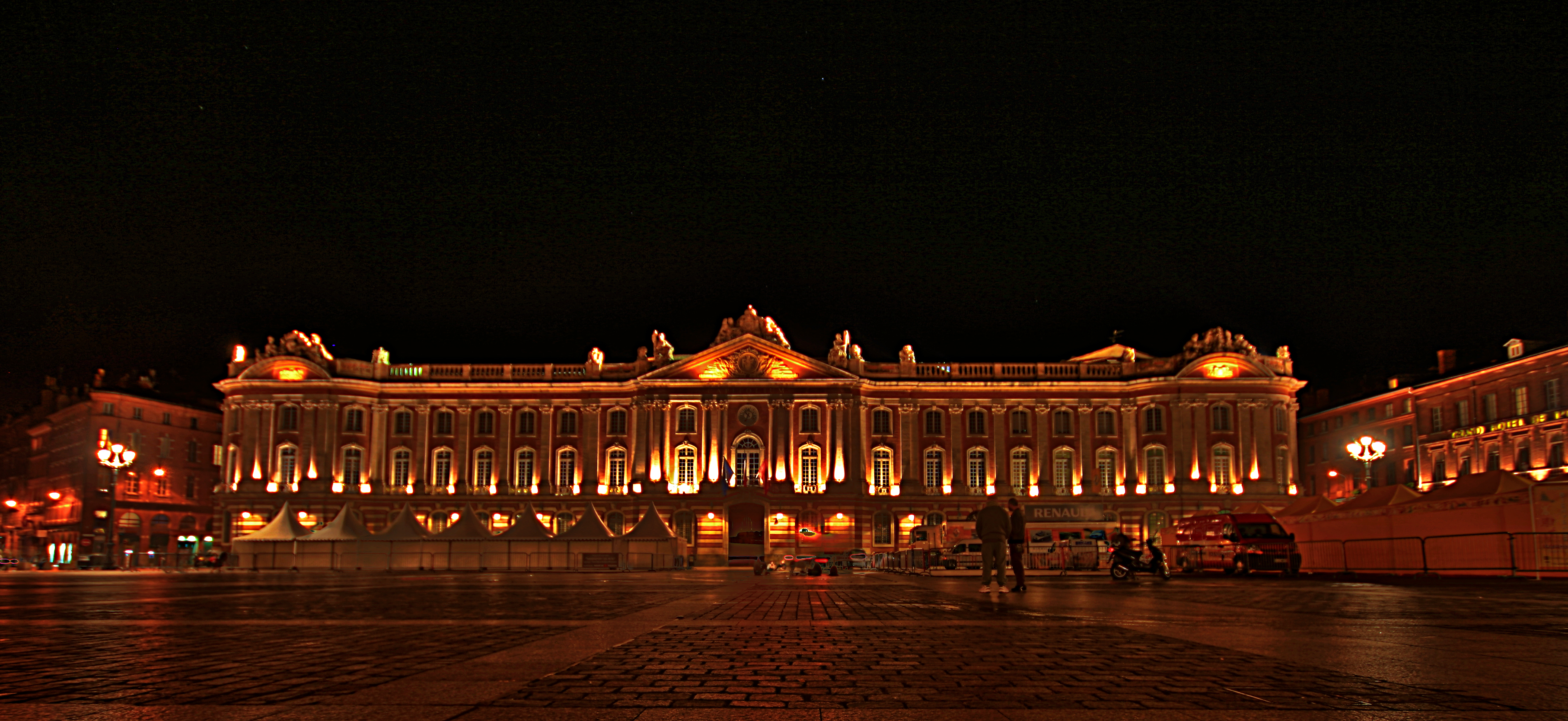 file place du capitole wikimedia commons. Black Bedroom Furniture Sets. Home Design Ideas
