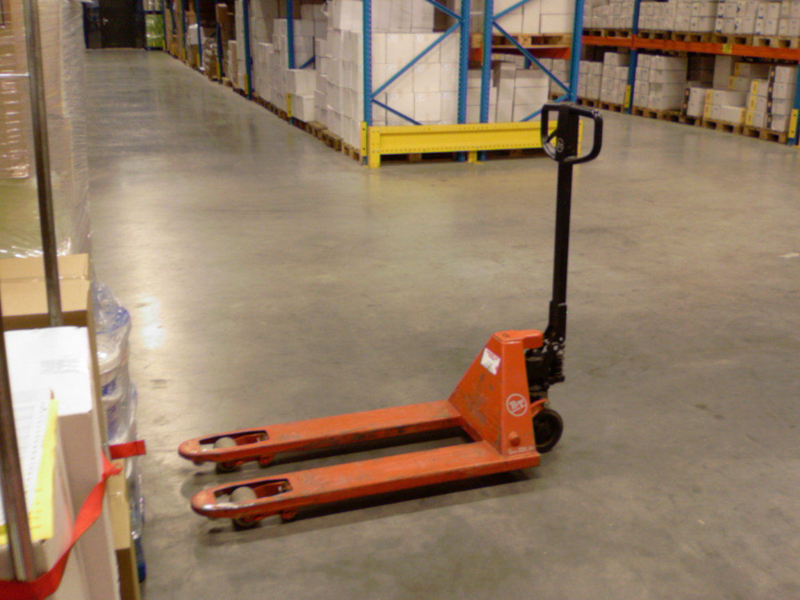 Pallet Jack Wikipedia Typical Forklift Wiring Diagram