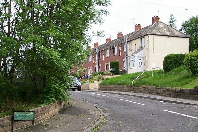 Poplar place to live oughtibridge poplar road leads to for Poplar place