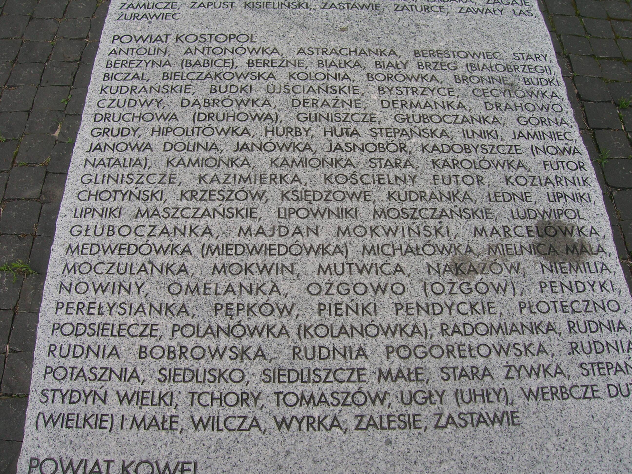 Zbrodnie w Derażnem – Wikipedia, wolna encyklopedia
