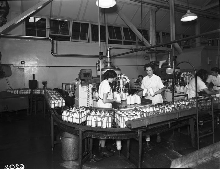 the history of raw milk and pasteurization � food policy
